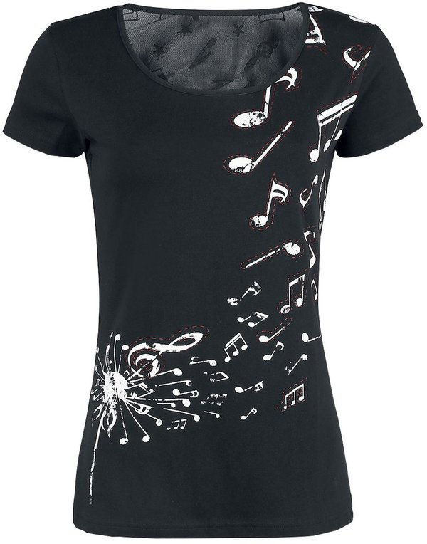 "T-Shirt ""My Song""; Gr. 3XL"