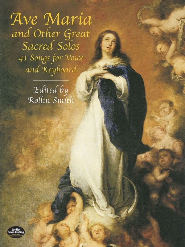 """Ave Maria & Other Great Sacred Solos"""
