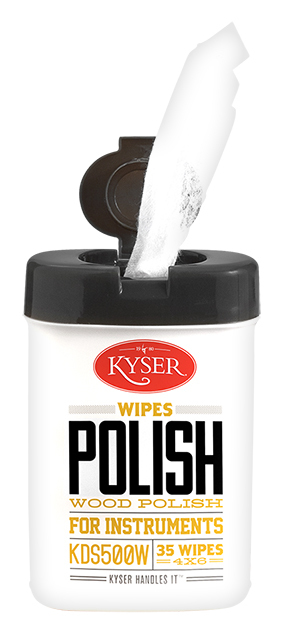 """Kyser Wood Polish Wipes"", Politurtücher"