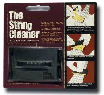 The String Cleaner - DER Saiten-Reiniger