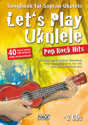 Let´s play Ukulele Pop Rock Hits