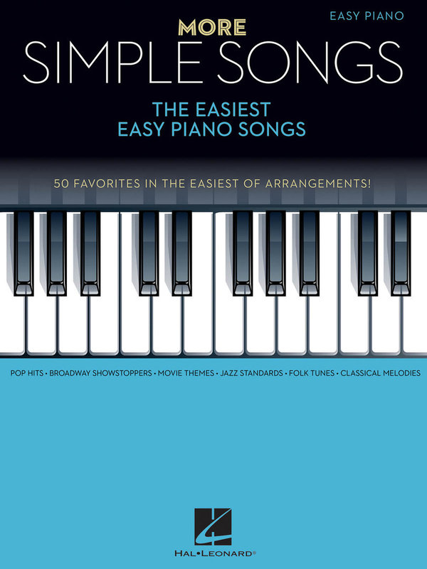More Simple Songs - The easiest easy piano songs